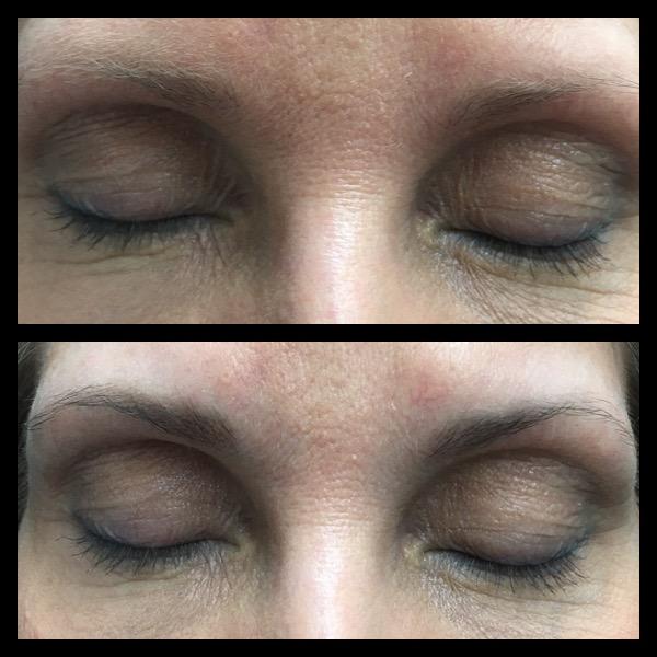 Eyebrow Tinting in Salem Oregon by Maquillage, LLC