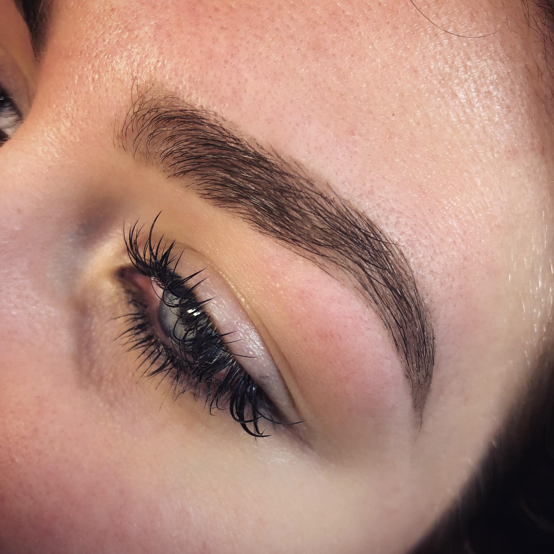 Eyelash And Eyebrow Tinting In Salem Maquillage Llc Waxing Studio